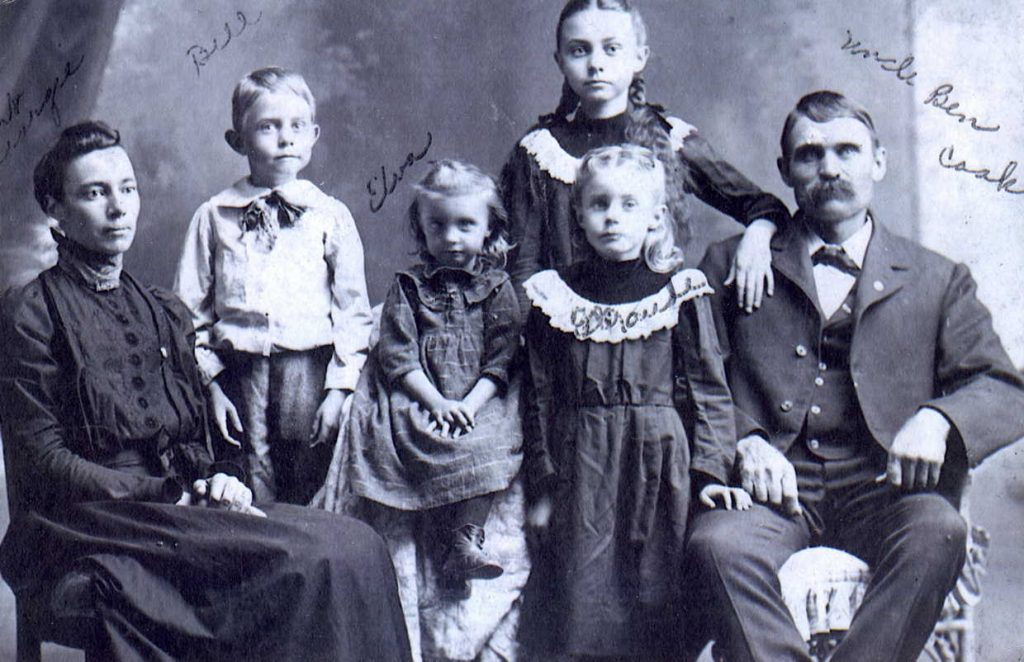 Ancestry: 2nd Great Grandparents